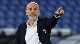Serie A, Torino-Milan: la concentrazione di Stefano Pioli