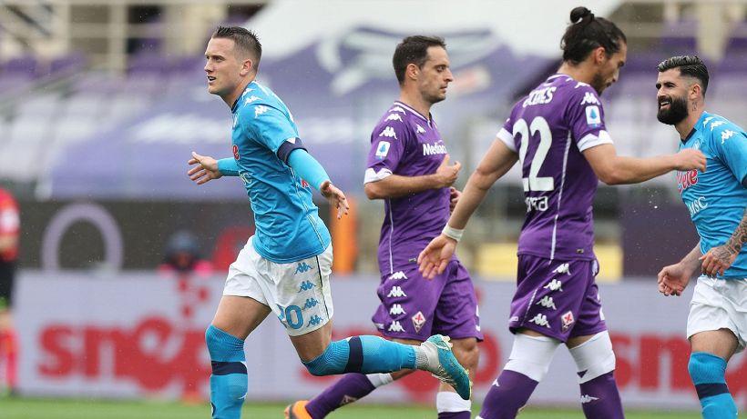 Fiorentina-Napoli 0-2: Gattuso vede la Champions, le pagelle