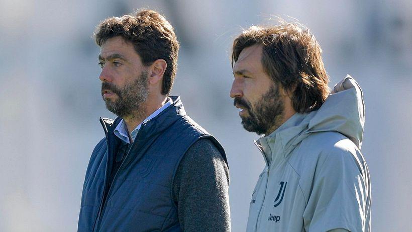 Juventus: annuncio ufficiale su Pirlo dopo il flop con il Milan