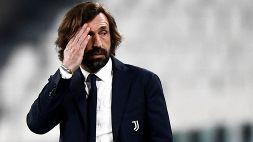 Juventus, Pirlo resta in bilico: tre grandi ex pronti a sostituirlo