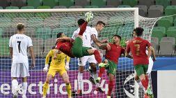 L'Italia lotta ma perde 5-3! Azzurri fuori dall'Europeo Under 21