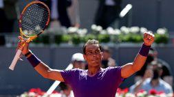 Masters 1000 Madrid: fuori Medvedev e Tsitsipas, Nadal e Thiem non si fermano