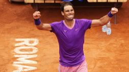 Internazionali, la caduta non ferma Nadal: Zverev battuto
