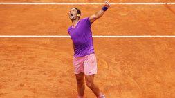 """Internazionali d'Italia, Nadal non ha dubbi: """"La partita più solida della stagione sulla terra"""""""