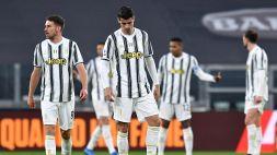 Mercato Juventus, un esubero punge club e staff medico