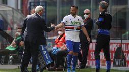 Divorzio tra Ranieri e la Sampdoria