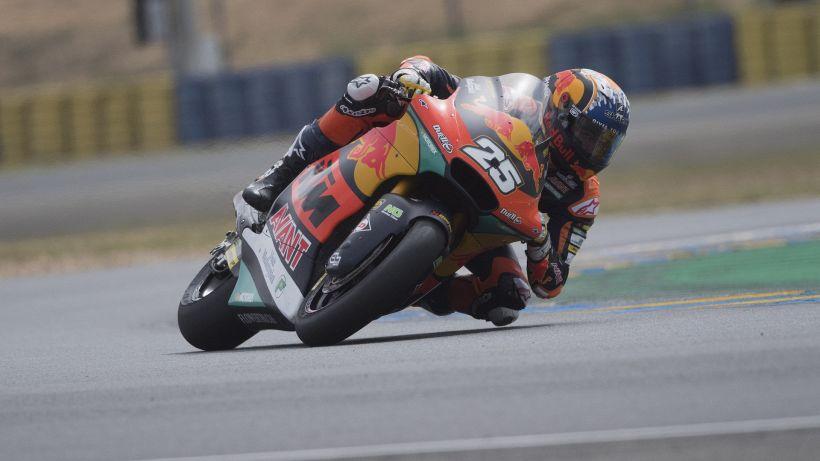 Moto2, Raul Fernandez in pole al Sachsenring