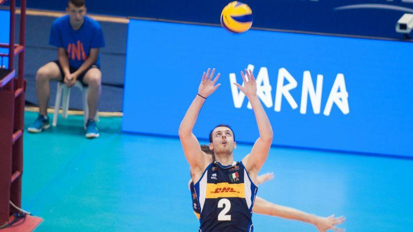 """Volley, Sbertoli: """"Per molti era la prima partita, l'abbiamo pagato"""""""