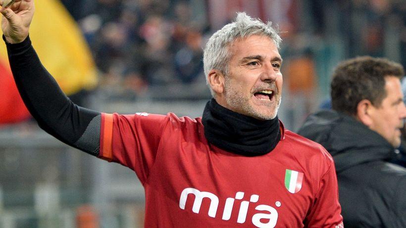 Paura per l'ex Roma Righetti: malore durante una partita di padel