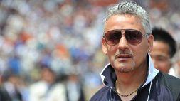 """Baggio: """"Non vedevo l'ora di smettere e non guardo partite"""""""