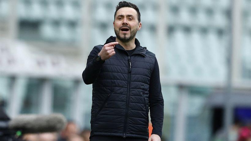 De Zerbi: addio alla Serie A, c'è lo Shakhtar