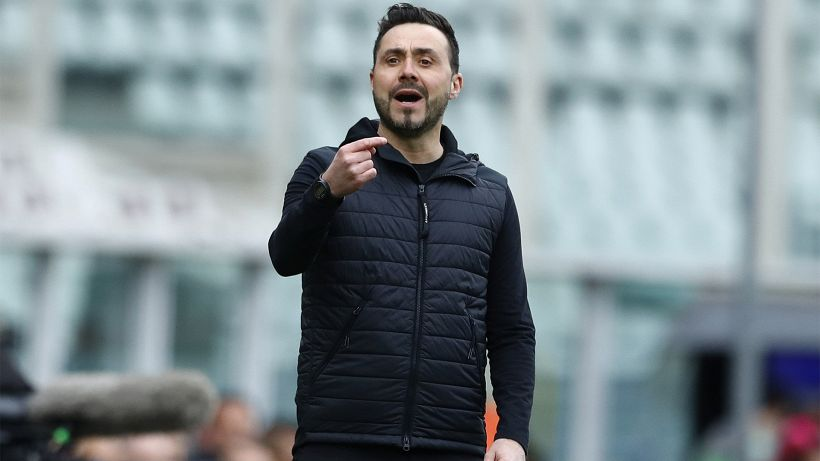Serie A, Sassuolo-Atalanta: i convocati di Roberto De Zerbi