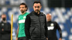Serie A, Genoa-Sassuolo: i convocati di Roberto De Zerbi