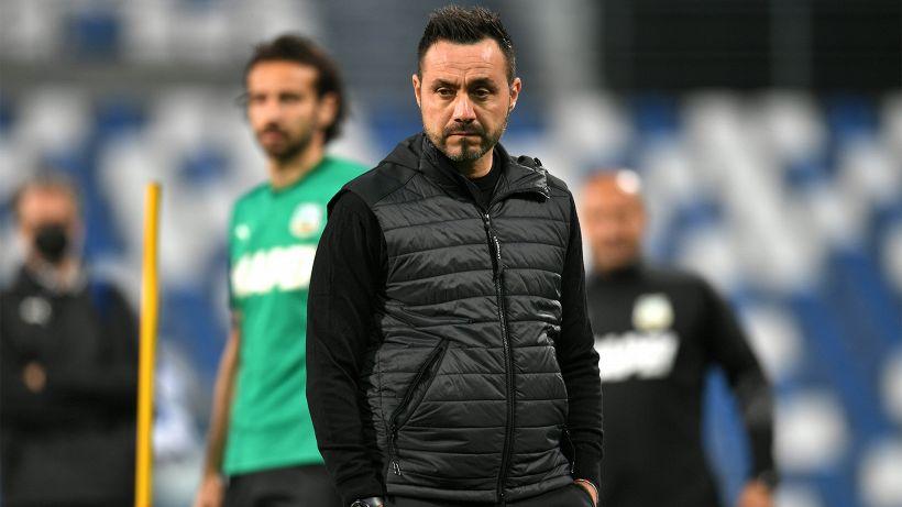 """De Zerbi lascia il Sassuolo: """"Ho deciso di andare via"""""""