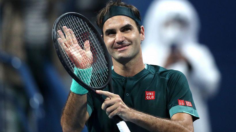 Roger Federer si è vaccinato, e torna in campo a Ginevra