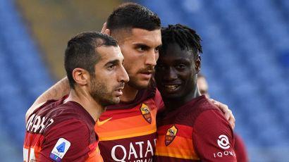 Serie A: la Roma riparte con una goleada, Crotone travolto