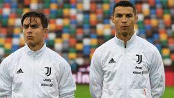 Mercato Juve: Allegri ha già scelto tra Dybala e Cristiano Ronaldo
