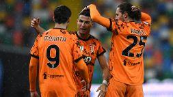 La Juventus soffre ma vince: rimonta firmata Cristiano Ronaldo