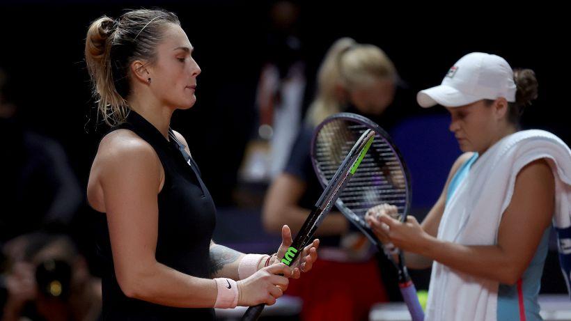 A Madrid ancora una finale tra Ashleigh Barty e Aryna Sabalenka