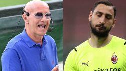 Mercato Milan, duro attacco di Arrigo Sacchi a Gigio Donnarumma