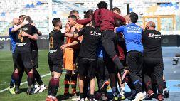 Serie B, Salernitana in A: ora Lotito deve vendere