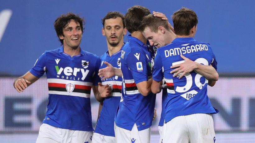 La Sampdoria vince e inguaia ulteriormente la Roma