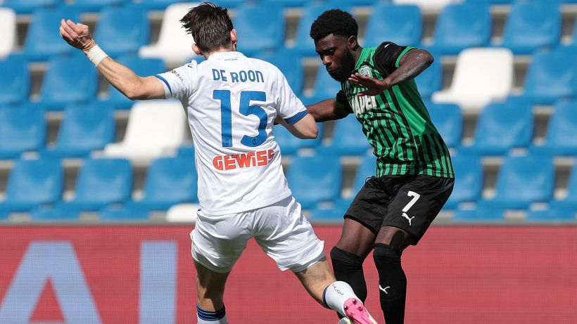 Sassuolo-Atalanta 1-1: Berardi risponde a Gosens, le pagelle
