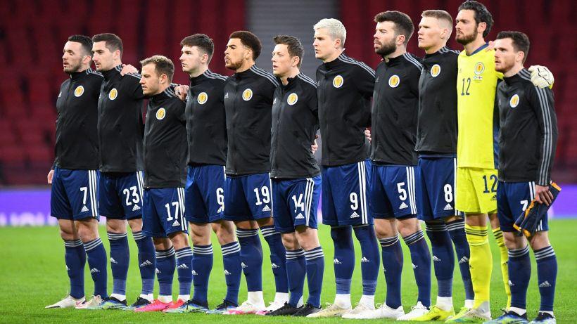 Euro 2020: i convocati della Scozia