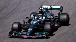 F1, Aston Martin: nuovo pacchetto per Vettel a Barcellona