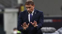 """Semplici ammette: """"Prima del Milan finite diverse birre"""""""