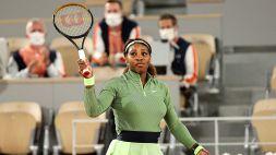 Roland Garros, debutto ok per Serena Williams
