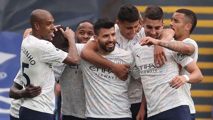 Ostacolo Crystal Palace superato: City vicino al titolo