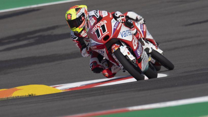 Moto3, Gp Catalogna: vince Sergio Garcia