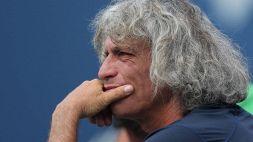 """Tennis, il padre della Giorgi si difende: """"Giudice non neutrale"""""""