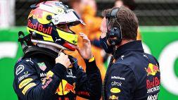 """Red Bull, Marko: """"Perez è un ottimo team player"""""""