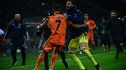 Serie A: Udinese-Juventus 1-2, le foto