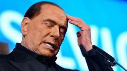 Covid, Silvio Berlusconi torna in ospedale
