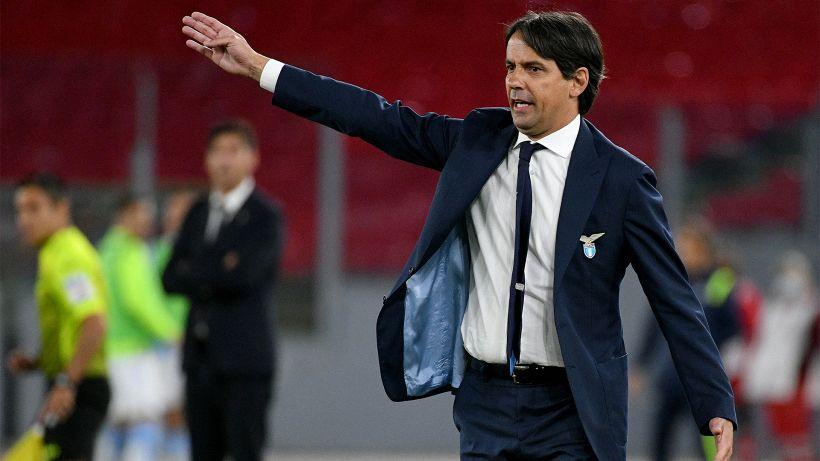 Serie A, Lazio: Simone Inzaghi alza bandiera bianca