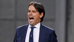 Simone Inzaghi, parole dure contro Lotito: effetto domino Lazio