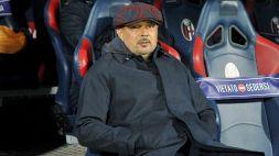 """Bologna, Mihajlovic all'attacco: """"Il rigore non c'era"""""""