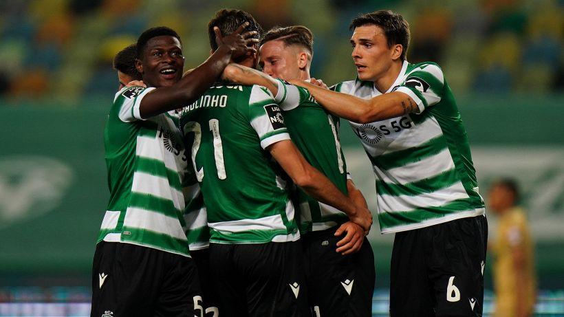 Lo Sporting Lisbona ce l'ha fatta: campione di Portogallo dopo 19 anni