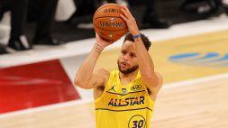 NBA: Curry da sogno, oscurato Williamson