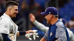 MLB: Tampa Bay rafforza il primato, crolla Boston