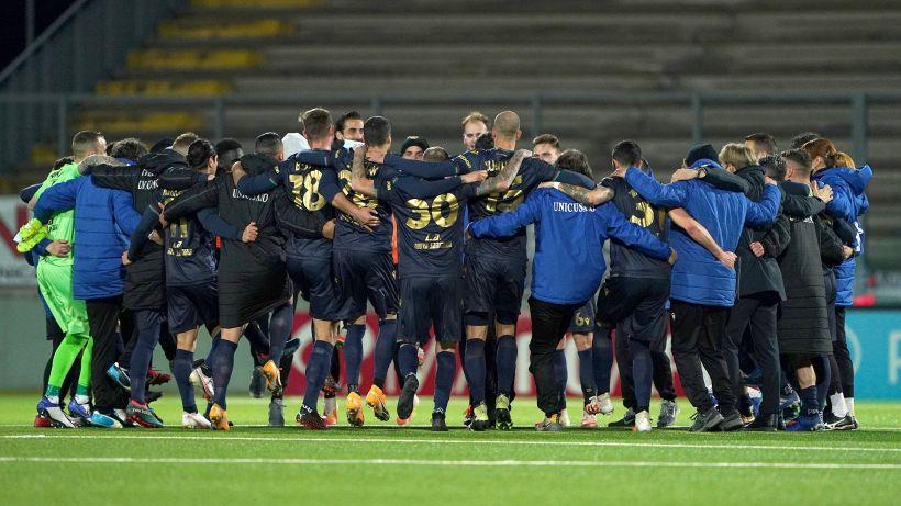 Serie C: Como, Perugia e Ternana tornano in B