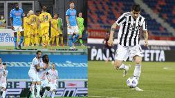Top e Flop ultima giornata: Kessie domina, Morata re. Napoli male
