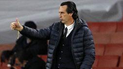 """Finale Europa League, la consapevolezza di Emery: """"Momento storico"""""""