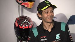 MotoGp, Valentino Rossi può sorridere: VR46 avrà moto Ducati