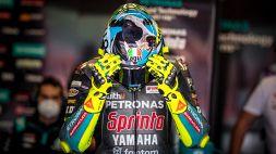 """Motogp, Valentino Rossi: """"Sono 19° col tempo della pole 2018"""""""