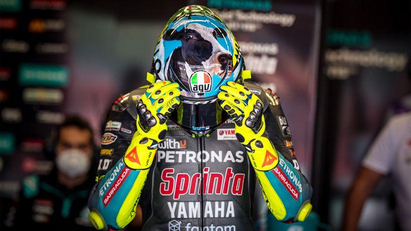 """Motogp, Valentino Rossi: """"Sono 19° al momento della pole 2018"""""""