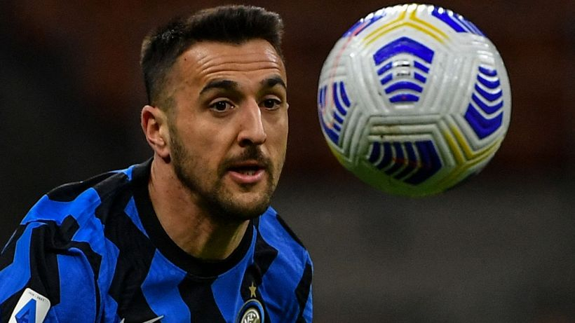 L'Inter ritrova Vecino: contro la Sampdoria sarà titolare